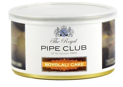 Royal Pipe Club - Boyolali Cake